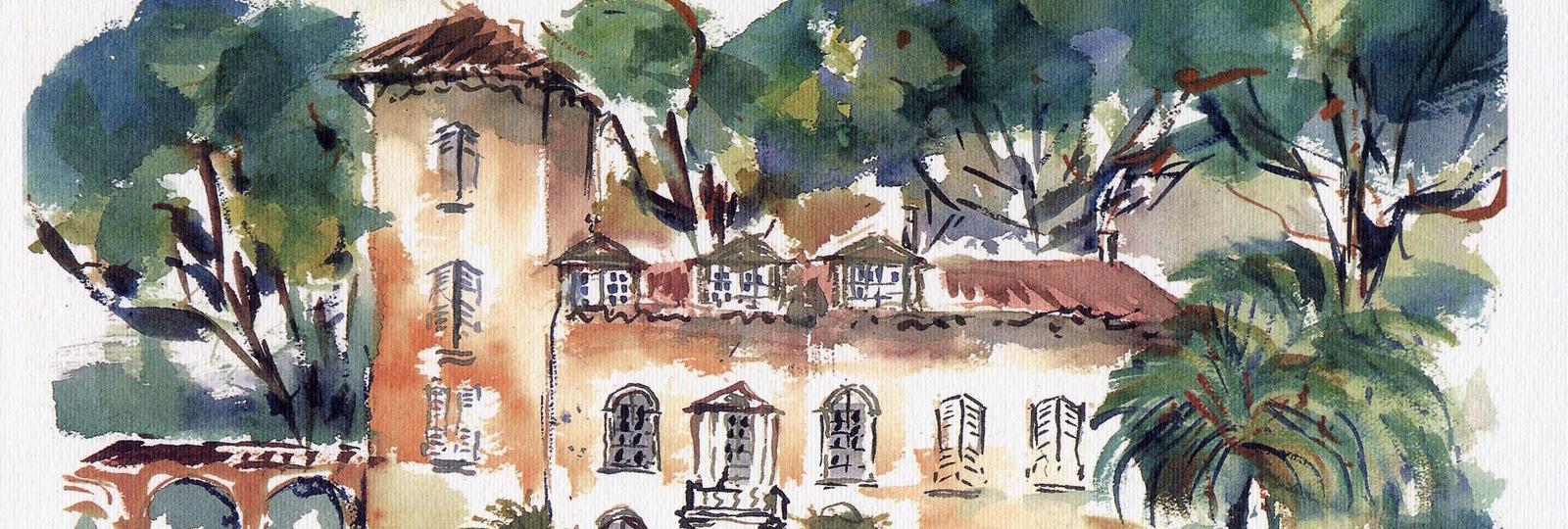 histoire chateau vignes